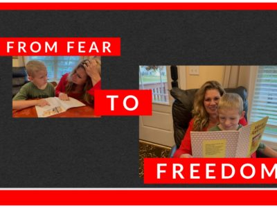 Worried Your Child Is Falling Behind in Homeschooling