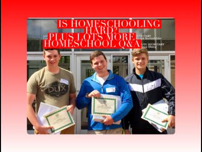 Is Homeschooling Hard? 1